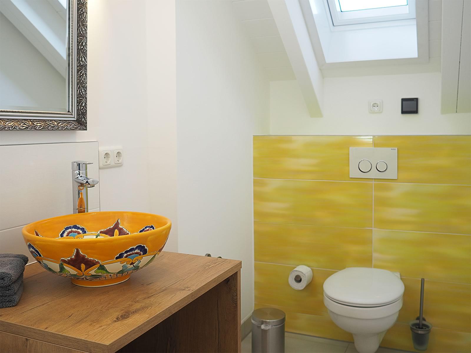 zwei duschen eine badewanne und ein g ste wc wiesenart zingst. Black Bedroom Furniture Sets. Home Design Ideas