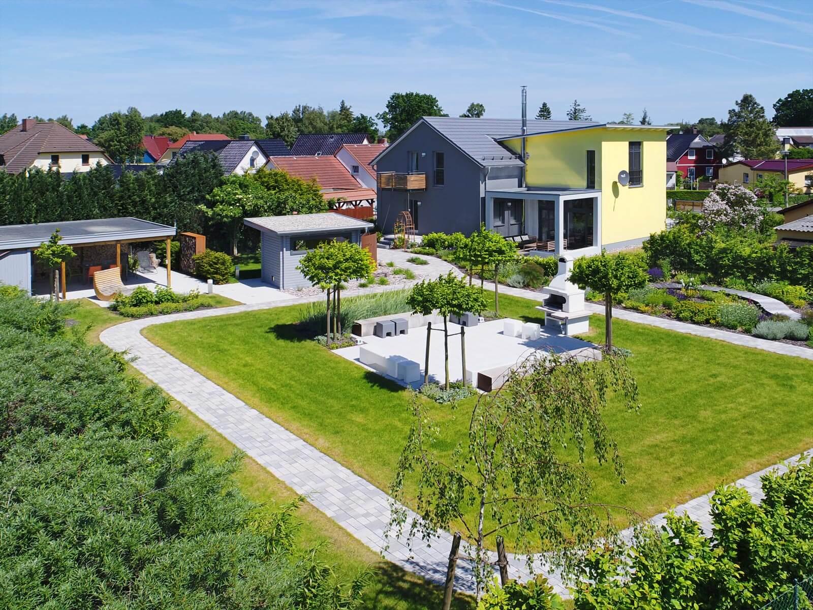 Grundstück Haus WiesenART